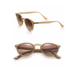 Round Sunglasses by Ray-Ban in Quantico