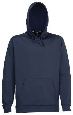 Men's Fleece Hooded Sweatshirt by Tri-Mountain in McFarland, USA