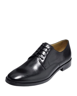 Cambridge Plain-Toe Oxford Shoes by Cole Haan in Victor Frankenstein