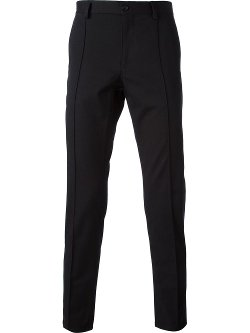 Slim Tailored Trousers by Dolce & Gabbana in The Gambler