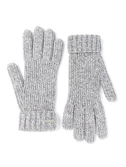 Knitted Gloves by Dsquared2 in New Year's Eve
