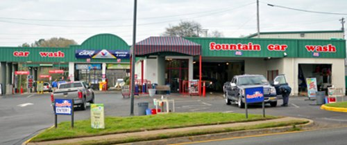 Fountain Car Wash & Lube Center Macon, GA in Need for Speed