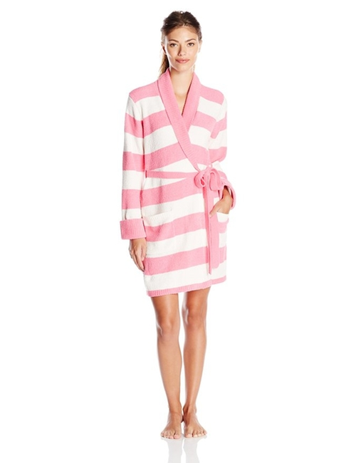 Knit Heart Robe by Betsey Johnson in Krampus
