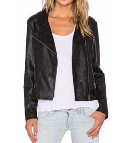 Reckless Biker Jacket by Mink Pink in Popstar: Never Stop Never Stopping
