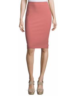 Aisling Pencil Skirt by Elizabeth and James in Scream Queens