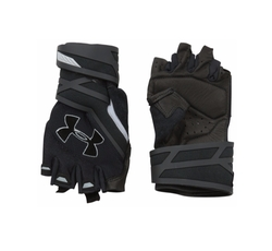 Flux Half-Finger Gloves by Under Armour in The Fate of the Furious