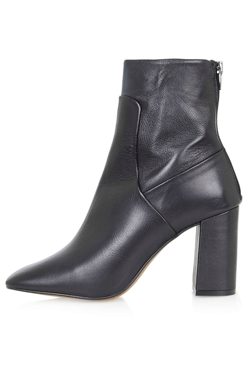 Majesty Ankle Boots by Topshop in Pretty Little Liars - Season 6 Episode 17