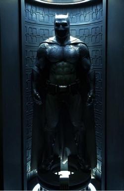 Custom Made 'Batman' Suit (Bruce Wayne) by Michael Wilkinson (Costume Designer) in Batman v Superman: Dawn of Justice