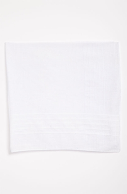 Cotton Handkerchief by Nordstrom in The Hangover