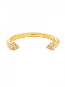 Ice Cone Cuff Bangle by Bauble Bar in Pretty Little Liars
