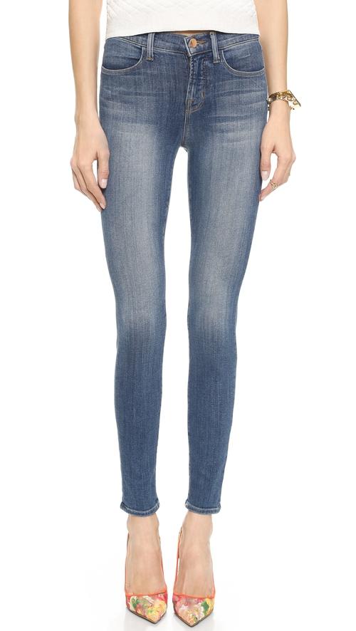 Maria High Rise Skinny Jeans by J Brand in Pretty Little Liars - Season 6 Episode 2