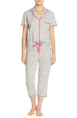 Jersey Capri Pajamas by DKNY in Supergirl