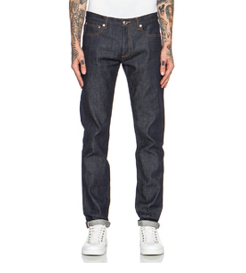 New Standard Jeans by A.P.C. in Fist Fight