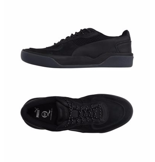 Low-Top Sneakers by MCQ Puma in Keeping Up With The Kardashians - Season 12 Episode 5