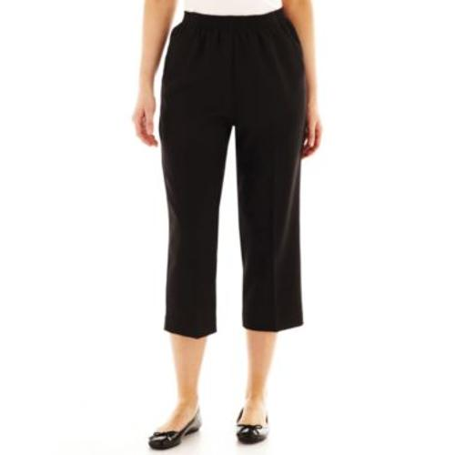 Pull-On Pocket Cropped Pants by Cabin Creek in St. Vincent
