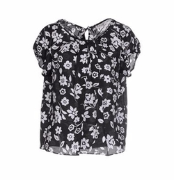 Floral Blouse by List in Lady Dynamite