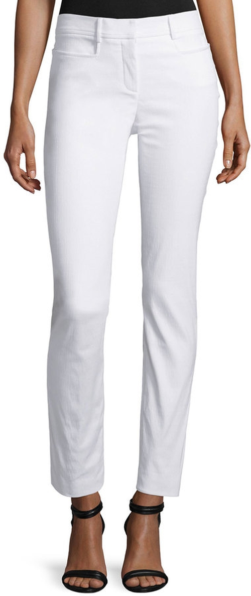 Mid-Rise Skinny Pants by Zac Posen in The Divergent Series: Allegiant