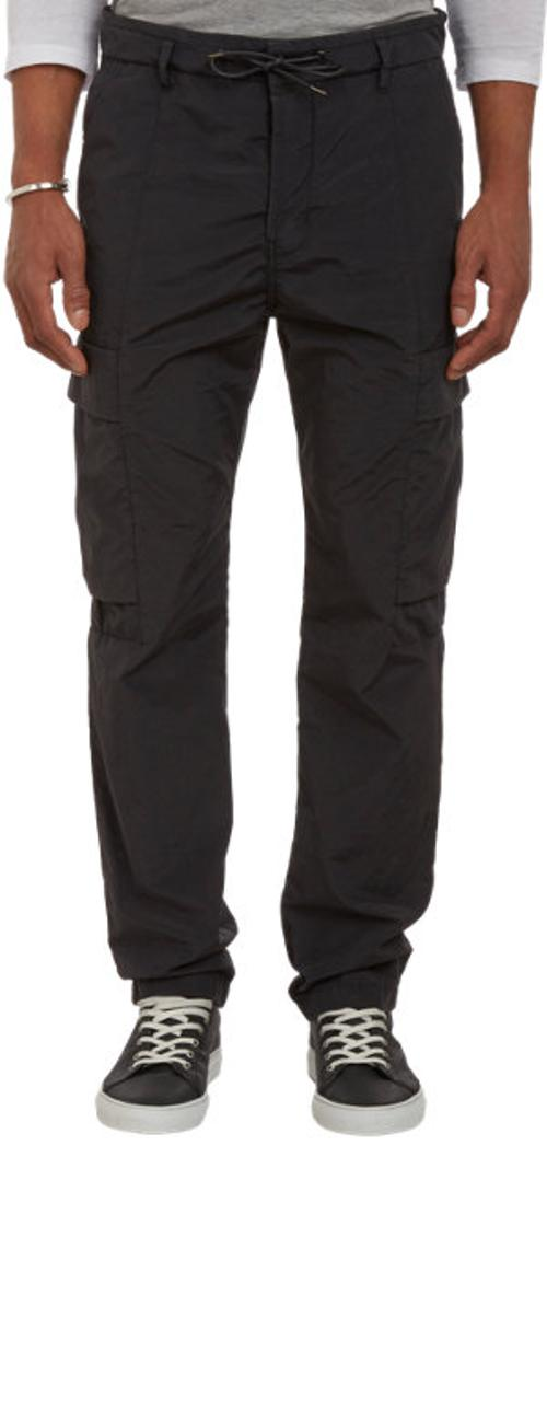 Clean Cargo Drawstring Pants by J Brand in The Expendables 3