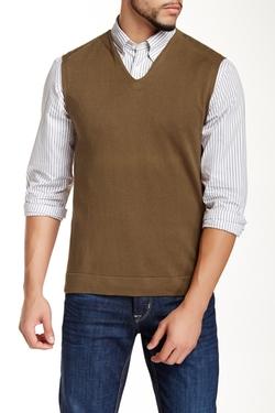 Sweater Vest by Faconnable in Forgetting Sarah Marshall