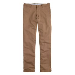 Essential Chino in Urban Slim Fit by J.Crew in Lee Daniels' The Butler