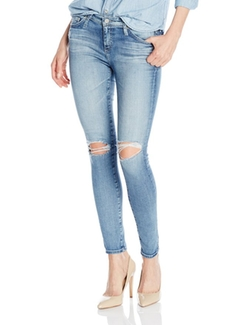 Women's Legging Ankle Jeans by AG Adriano Goldschmied in Keeping Up With The Kardashians