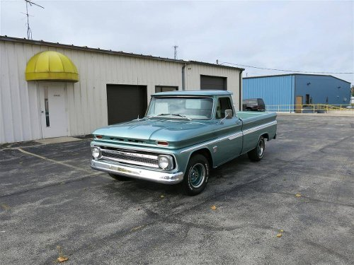 1964 C10 Pickup Truck by Chevrolet in The Best of Me