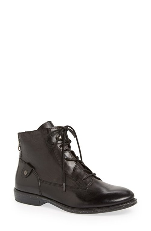 Round Toe Boots by OTBT in The Divergent Series: Insurgent