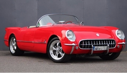 1954 Chevrolet Corvette Convertible by Chevrolet in The Blacklist