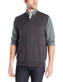 Classic V-Neck Sweater Vest by Fred Perry in Fantastic Four