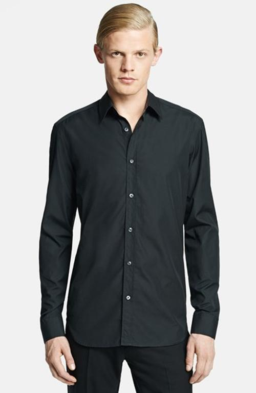 Tailored Fit Dress Shirt by Burberry London in John Wick