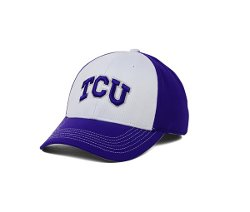 Texas Christian Horned Frogs Cap by Top of the World in McFarland, USA