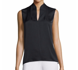 Judith Sleeveless Silk Blouse by Elie Tahari in House of Cards