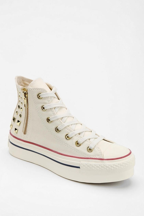 Chuck Taylor All Star Studded Women's Flatform-Sneaker by Converse in Jem and the Holograms