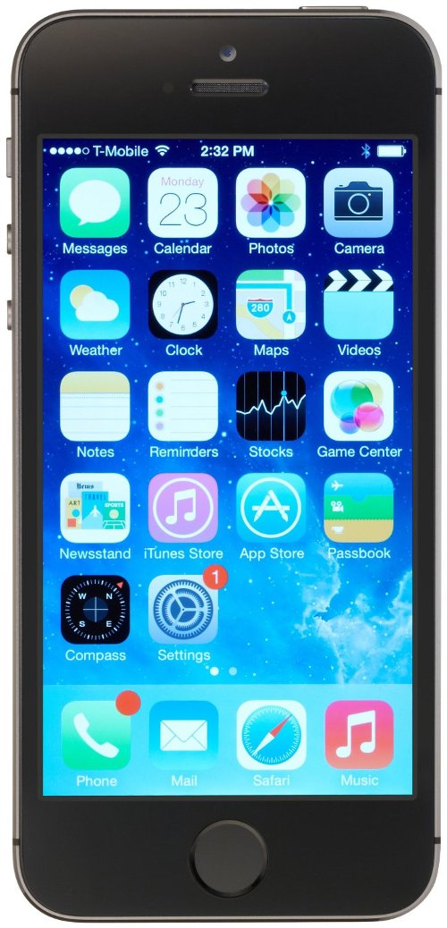 iPhone 5s Smartphone by Apple in Furious 7