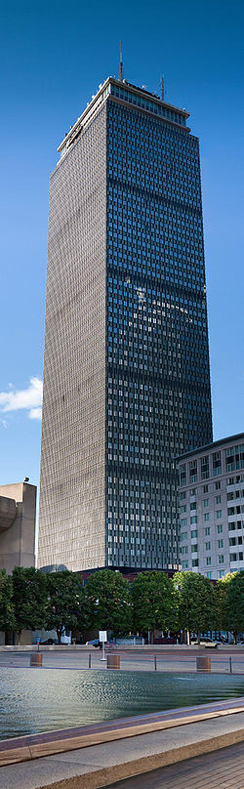 Prudential Tower Boston, Massachusetts in Ted