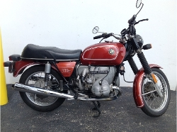 1975 R90/6 Motorcycle by BMW in Safe House