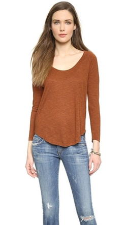 Ely Raglan T-Shirt by Madewell in The DUFF