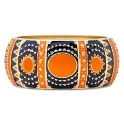 Enamel Bangle Bracelet by Pannee in Limitless