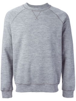 Raglan Sleeve Sweatshirt by A.P.C. in The Town