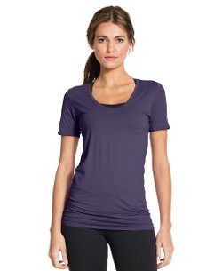 Women's UA Long & Lean Scoop Neck T-Shirt by Under Armour in Couple's Retreat