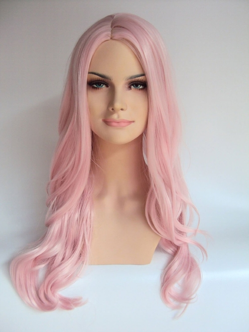 Heat Resistant Celebrity Wig by Simon Says in Jem and the Holograms