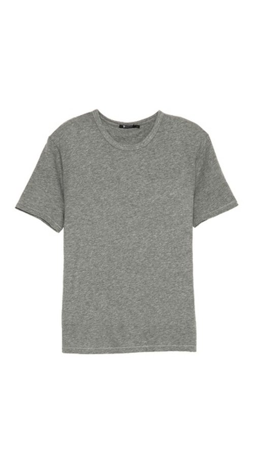 Classic Short Sleeve T-Shirt by T by Alexander Wang in Need for Speed