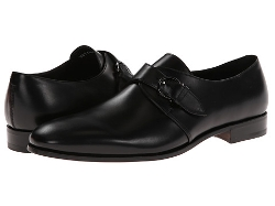 Pembley Monk Strap Loafers by Salvatore Ferragamo in The Transporter: Refueled