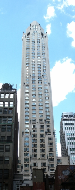 New York City, New York by Four Seasons Hotel New York in Fantastic Four