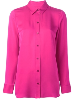Back Pleated Shirt by MICHAEL Michael Kors in The Mindy Project