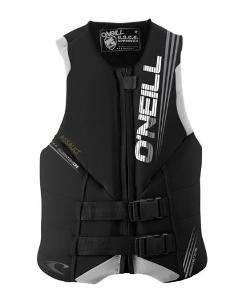 Assault Lumbar Support USCG Vest by O'Neill in Couple's Retreat