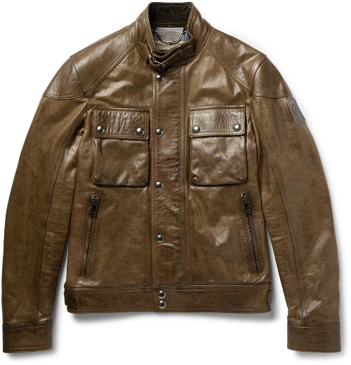 Racemaster Leather Jacket by Belstaff in Mission: Impossible - Rogue Nation