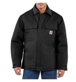 Men's Duck Traditional Coat/Arctic Quilt-Lined by Carhartt in The Town