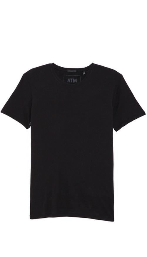 Crew Neck Vintage Jersey T-Shirt by ATM Anthony Thomas Melillo in If I Stay
