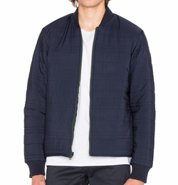 Evolution Bomber Jacket by Outerknown in The Flash